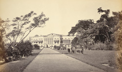 Government House, Barrackpore, south front